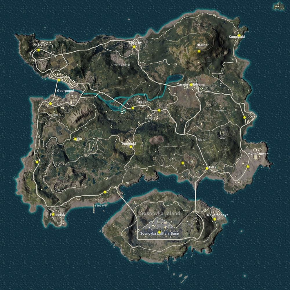 PUBG_TecK's Content - Page 5 - PLAYERUNKNOWN'S BATTLEGROUNDS