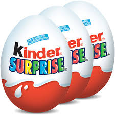 Image result for Kinder Surprise