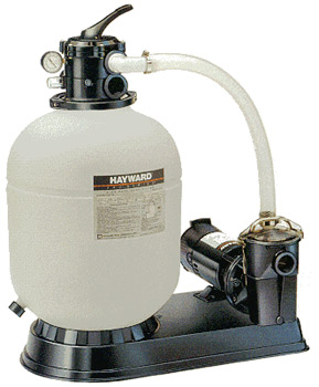 STEPS FOR CHANGING THE SAND IN A SAND POOL FILTER: