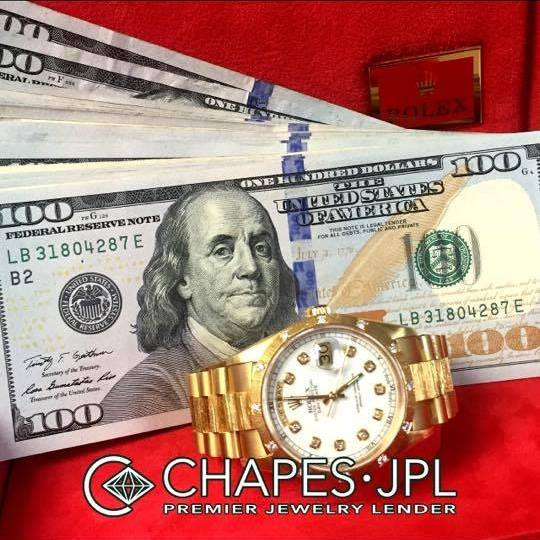 7 Ways to Build Your Emergency Fund -Cash and Watch from Chapes - JPL