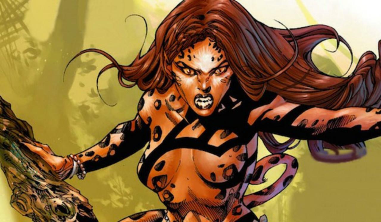 Cheetah - Wonder Woman's most famous DC comics woman villain