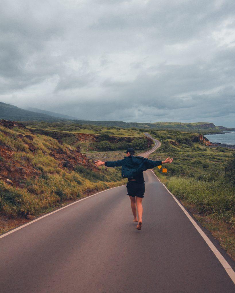 Backroad to Haleakala - best things to do in maui hawaii