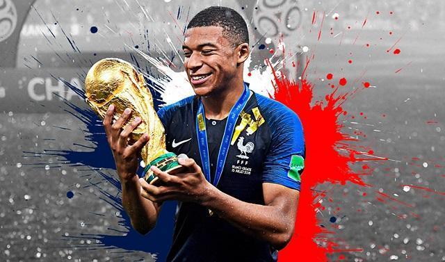 """Kylian Mbappé - """"Cậu bé vàng"""" của bóng đá thế giới"""