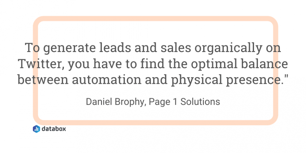 Use automation tools sparingly