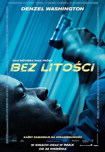 Polski plakat filmu 'Bez Litości'