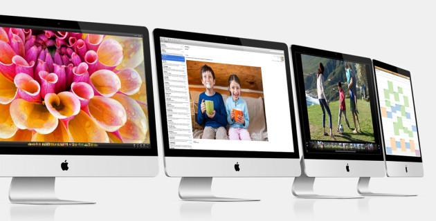 Apple Updates iMac Line With Haswell Chips and a Few Other Spec Bumps