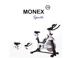 spin bikes with monitor