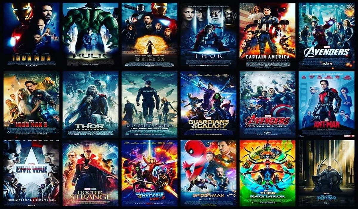 watch Marvel movies set following MCU timeline 1