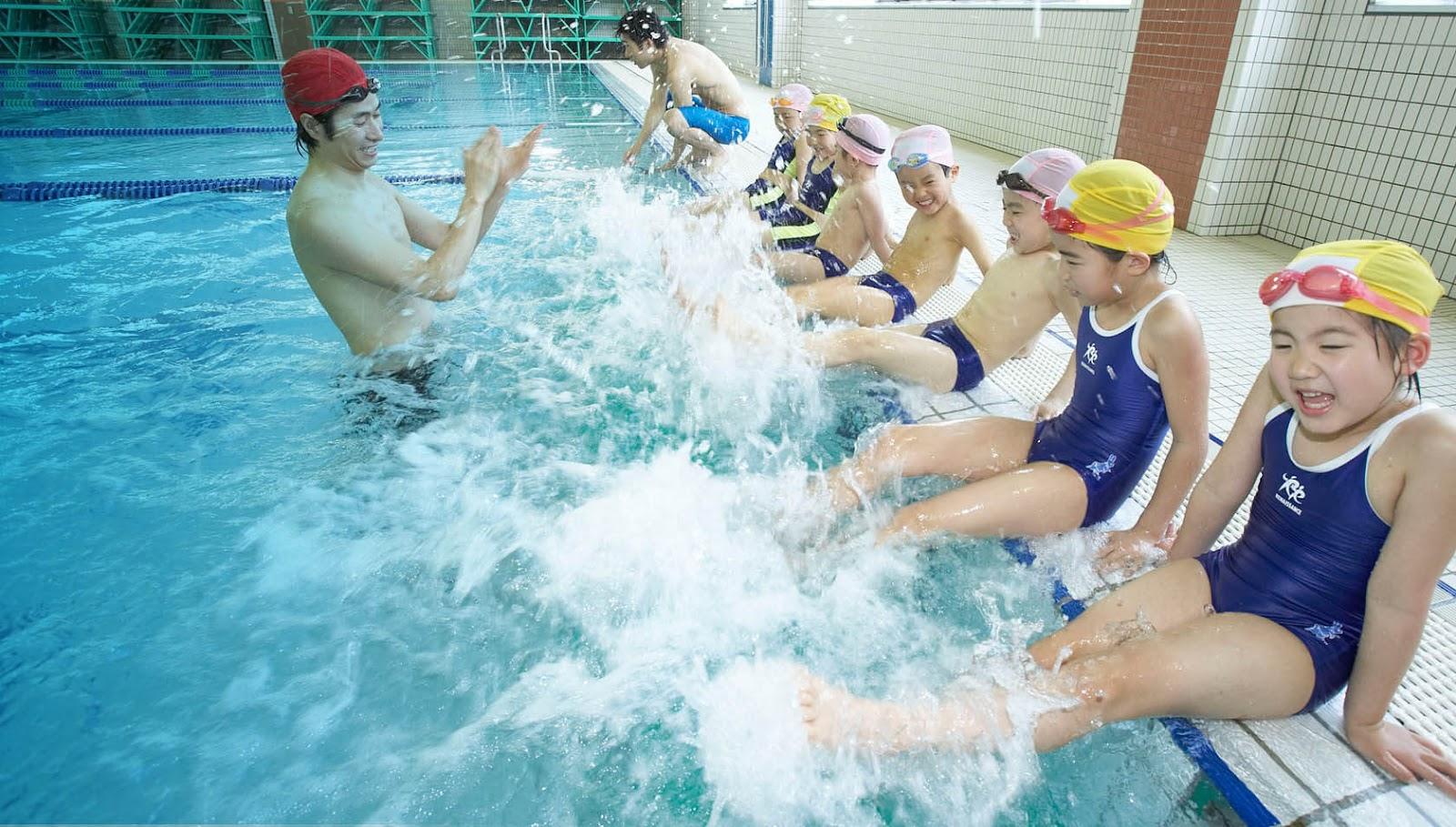 hình ảnh Tổng hợp các môn thể thao phù hợp với trẻ em - số 1