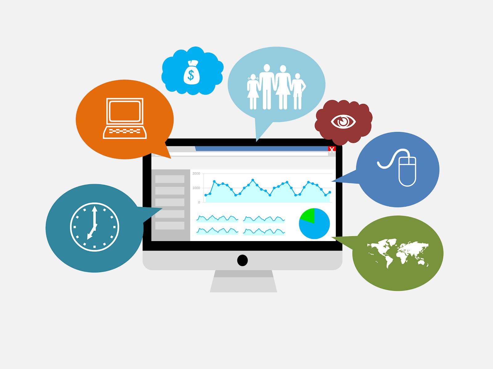 Digital marketing metrike