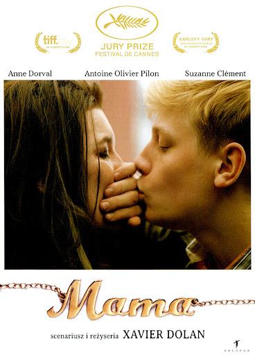 Przód ulotki filmu 'Mama'