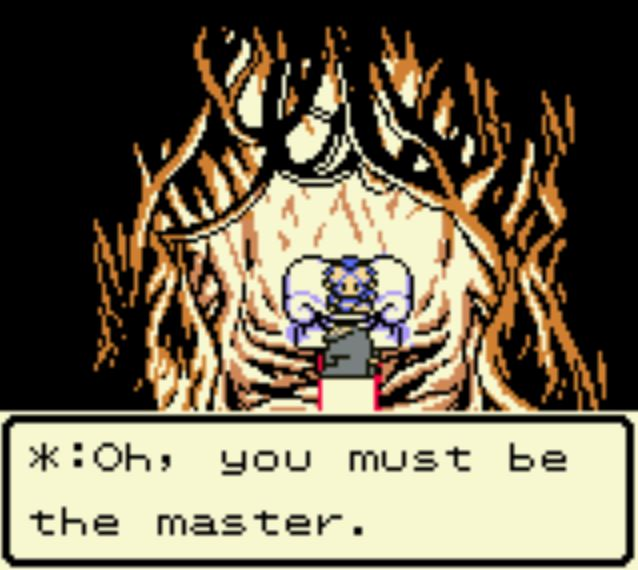 Dragon Warrior Monsters - Game Boy Color RPGs - cutscene screenshot