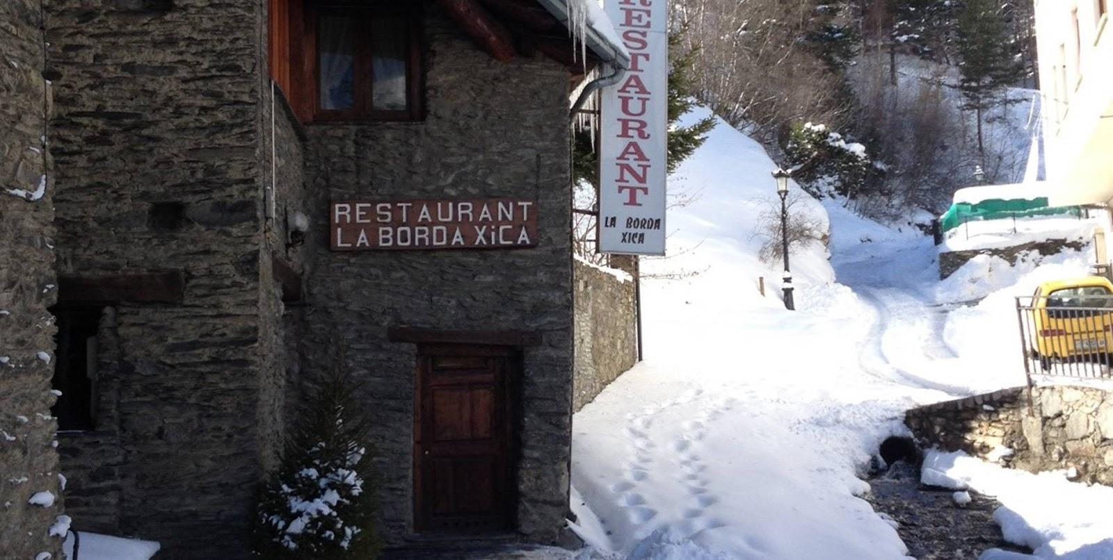 Restaurante La Borda Xica, Andorra