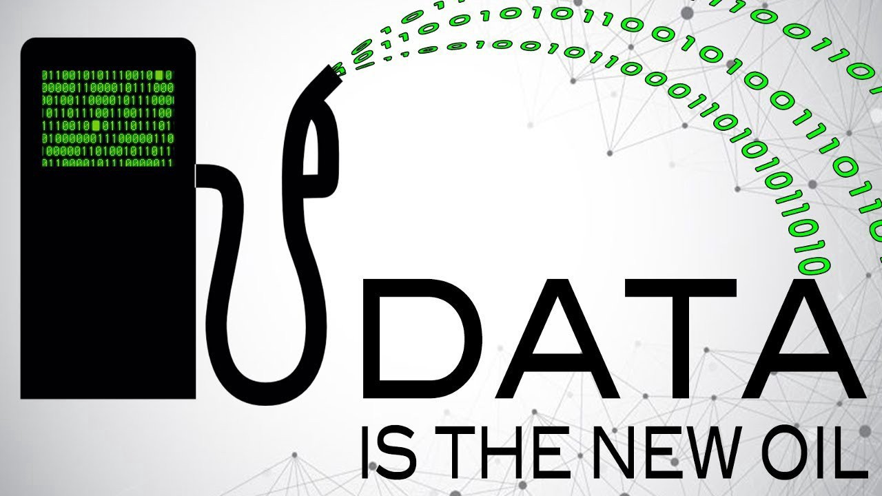 No, data isn't the new oil...