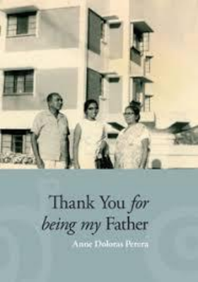 """""""Thank You for being My Father"""" 