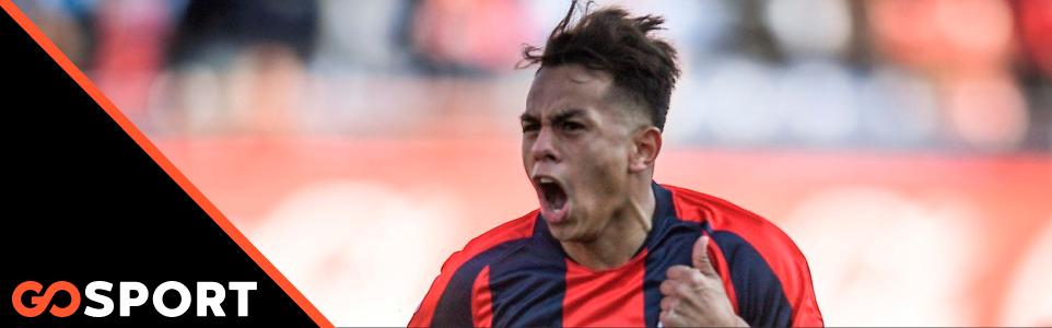 Барриос – самый низкий футболист клуба Сан–Лоренцо