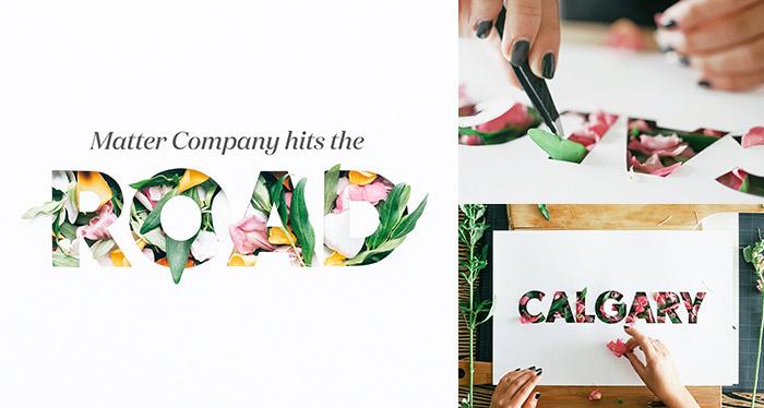 Matter Company Campaign