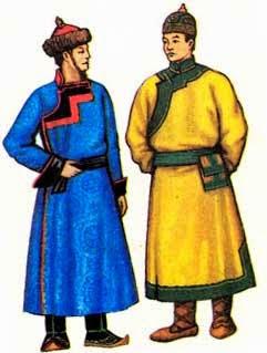 Монгольская одежда