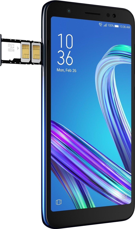 Смартфон Asus ZenFone Live (L2) 2/32Gb (ZA550KL) Cosmic Blue