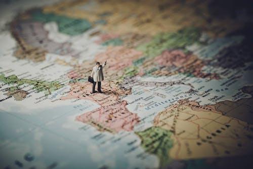 viaje mapa