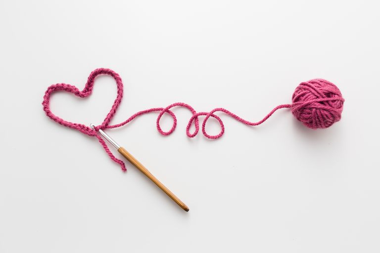 Thinking About Giving Up on Learning How to Crochet? Now It's Easy with This New Free App
