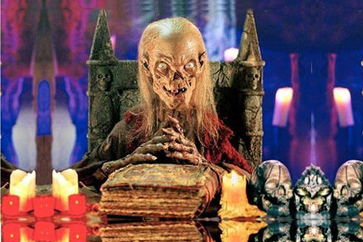 Image result for crypt keeper chains