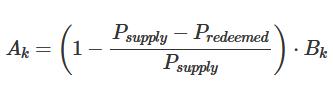 Formula: All-asset withdrawal