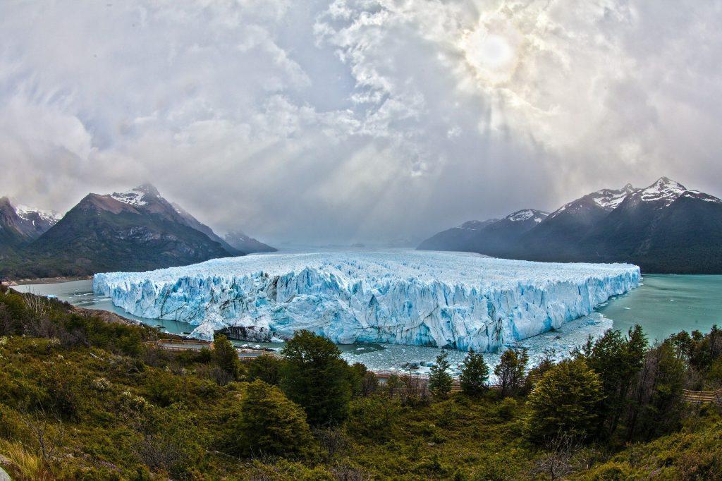 significato cambiamento climatico ghiacciaio