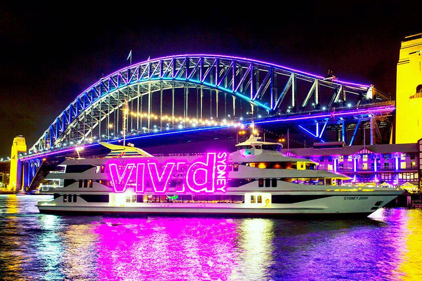 mage result for vivid festival