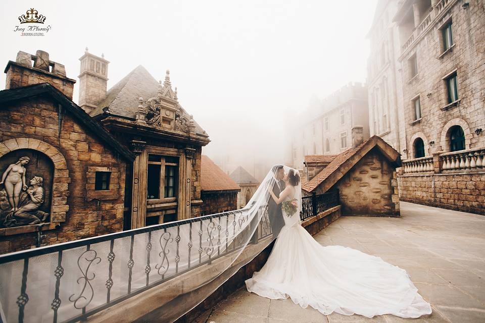 Điểm danh địa điểm chụp ảnh cưới đẹp và khám phá địa chỉ studio chụp ảnh cưới đẹp Đà Nẵng