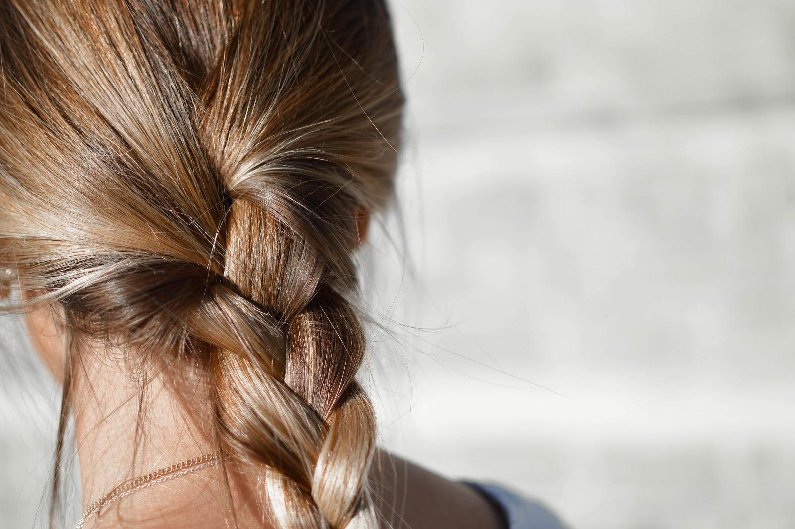 diet to strengthen weak hair roots