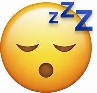 Image result for Sleep Emoji