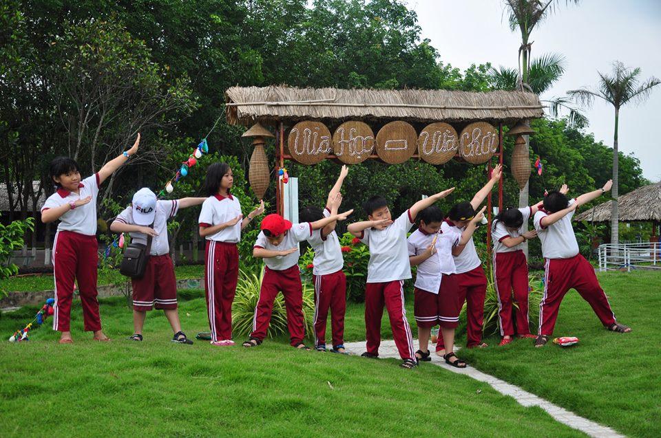 Giới thiệu về đó khu sinh thái giáo dục Về Quê Củ Chi