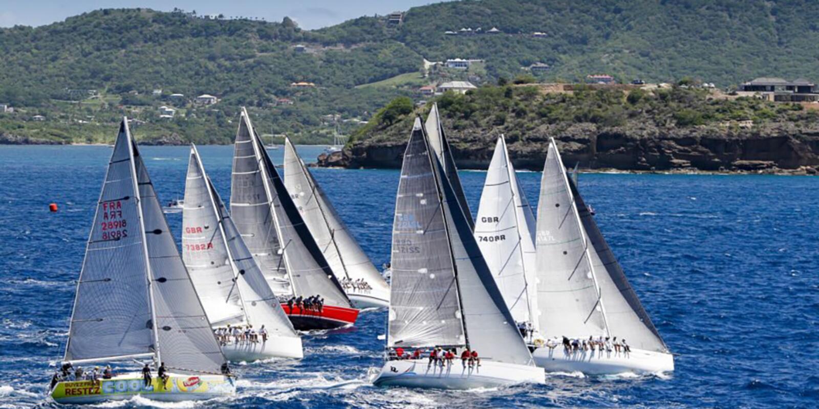 Регата RORC Caribbe