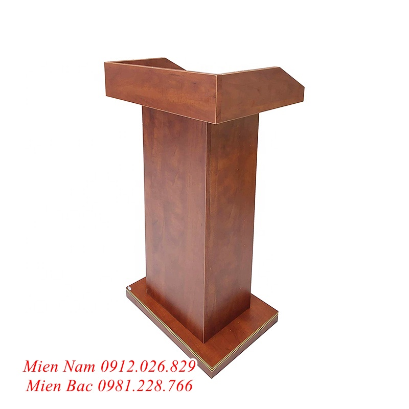Nơi chuyên bán bục phát biểu gỗ công nghiệp