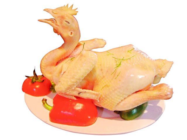 Những điều bạn cần biết về gà sạch khi chọn nguyển liệu nấu ăn