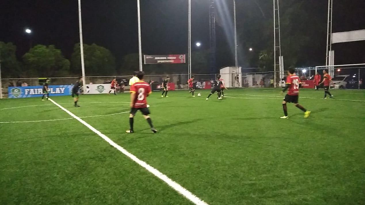 SehatQ.com – Manfaat Dari Fasilitas Lapangan Mini Soccer