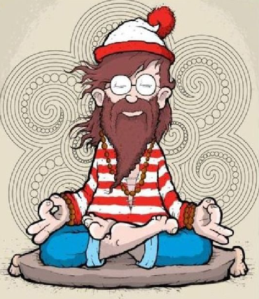 Waldo finds the mood in the studio