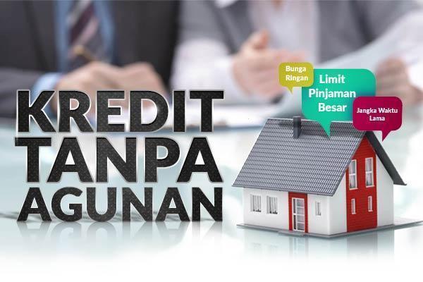 Hasil gambar untuk kredit tanpa agunan