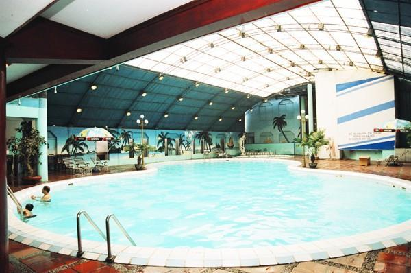 Kết quả hình ảnh cho Bể bơi khách sạn Bảo Sơn