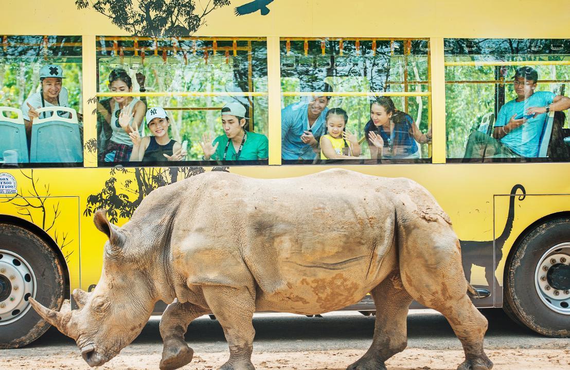 Bỏ túi cẩm nang kinh nghiệm đi Vinpearl Land và Safari Phú Quốc
