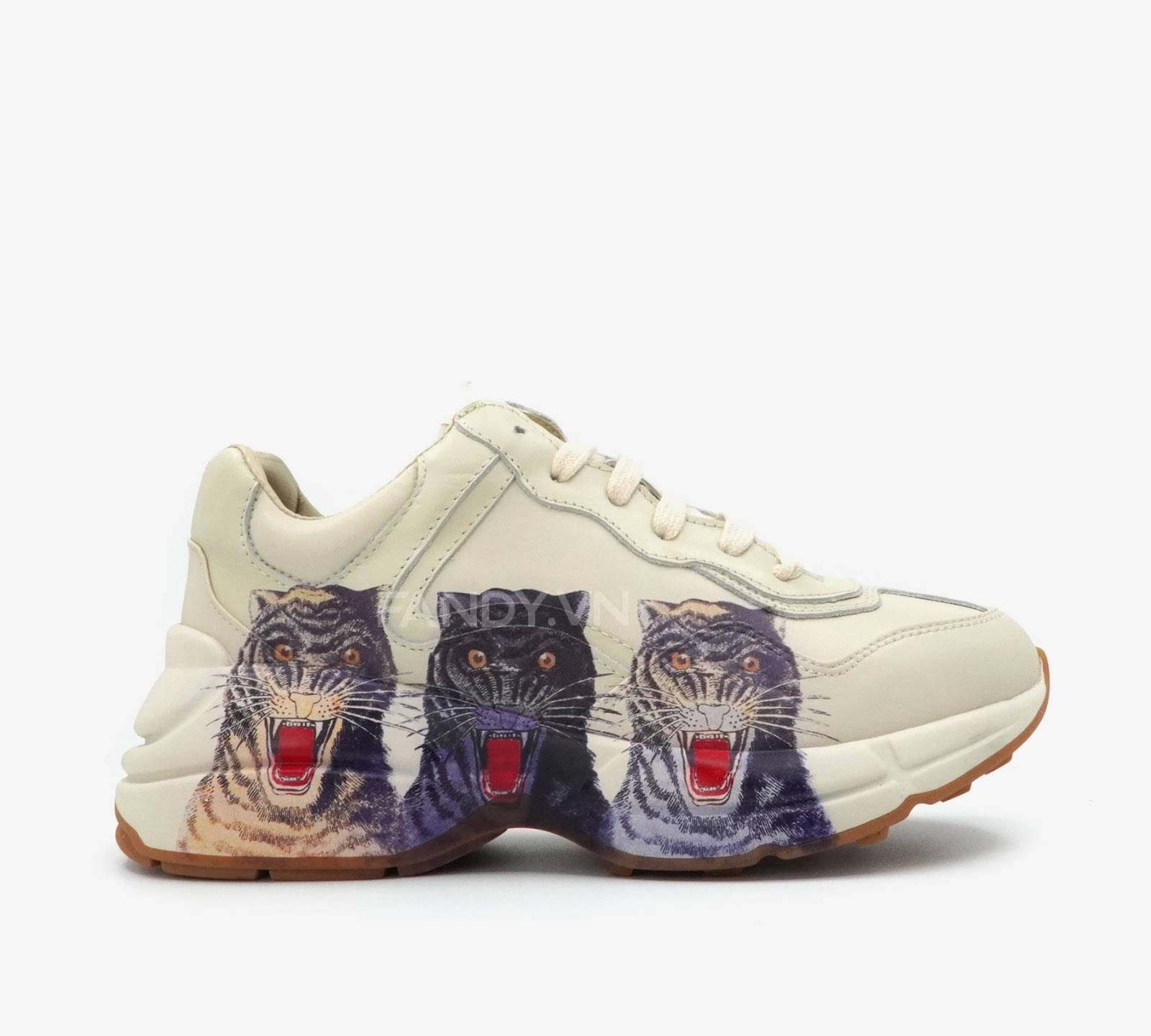 "Gucci Rhyton Triple ""Tiger"""