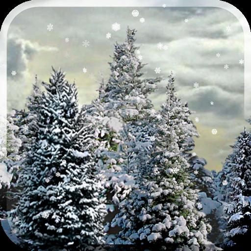 fast download snowfall free live wallpaper apk cazooz