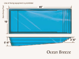 Kolam renang fiberglass