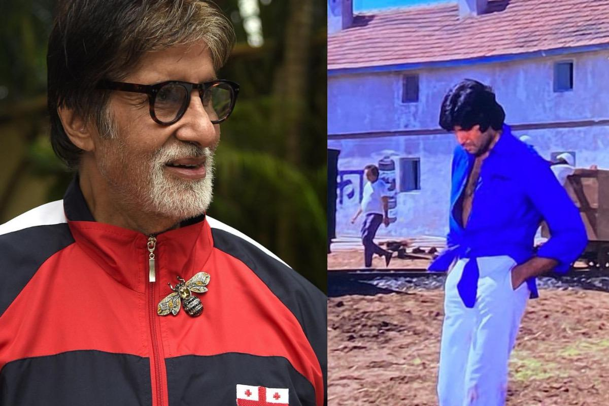 Amitabh Bacchan reveals why he wore knotted shirt in 'Deewar', shares  interesting story - The Vocal News