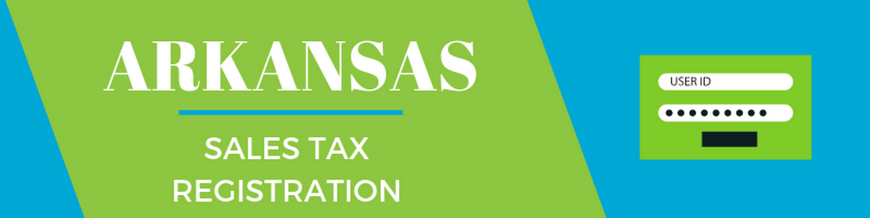 Sales Tax Registration in Arkansas