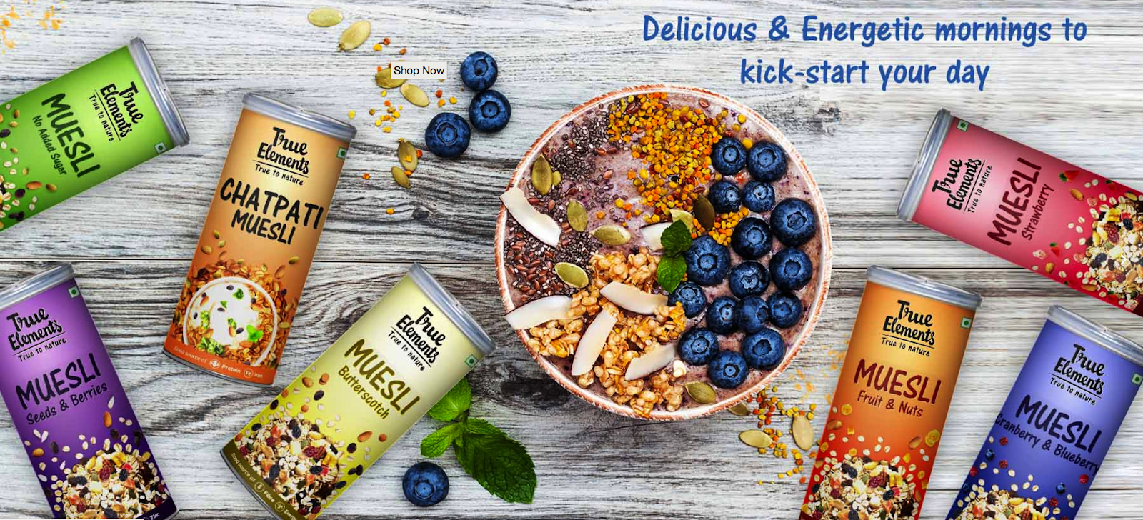 True Elements - Convenient Healthy Foods | Collab Opps for Influencers