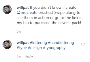 willpat on instagram Will Paterson