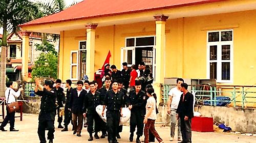 Chủ tịch Chung: Không truy cứu trách nhiệm dân Đồng Tâm giữ cán bộ - 1
