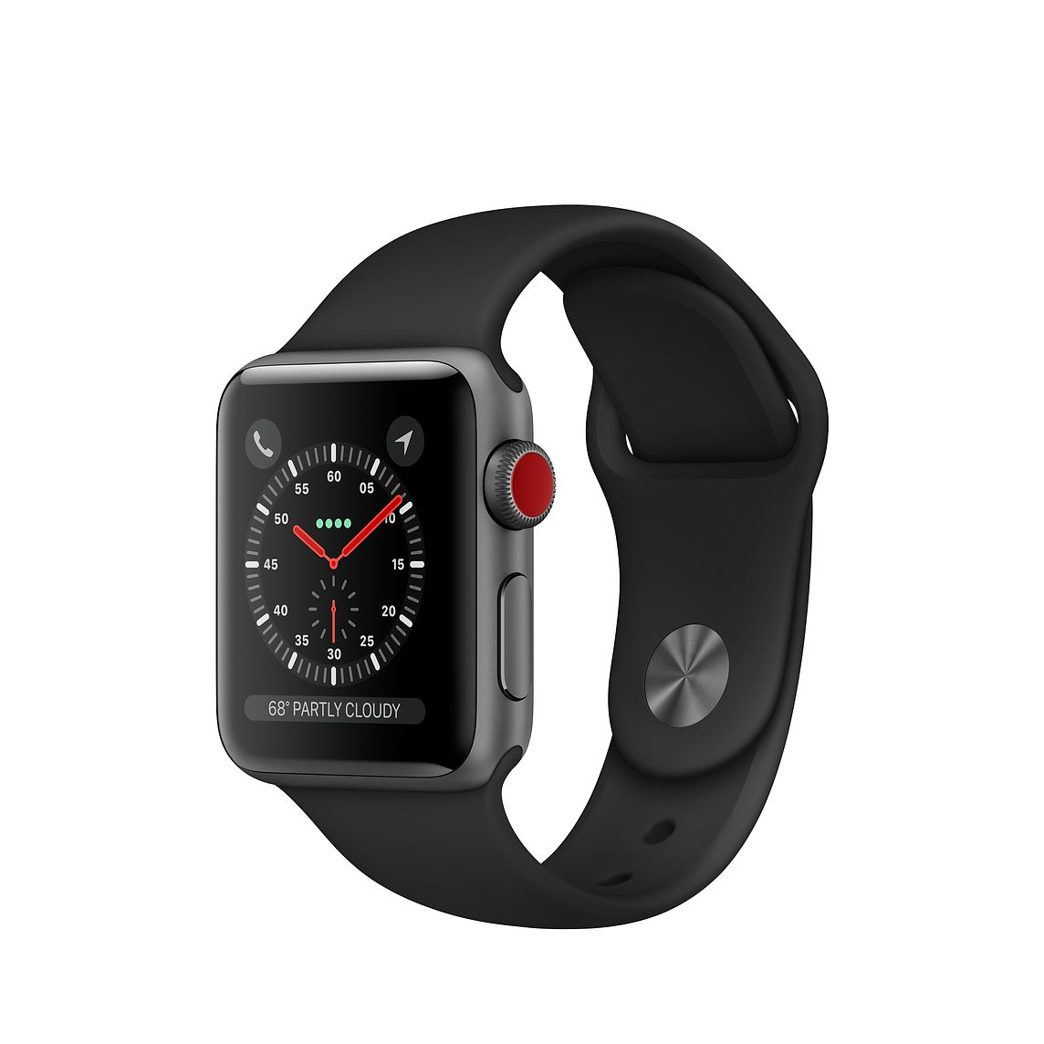 Apple Watch Series 3 GPS + Cellular(38mm)